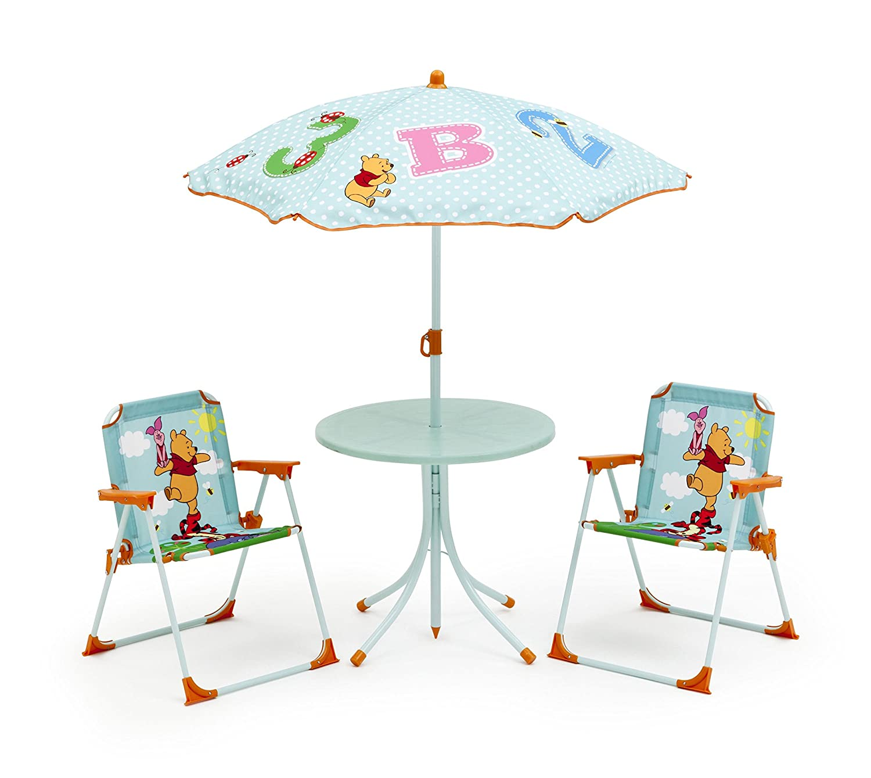 Mesa de jardín muebles de jardín mesa sillas infantil ...