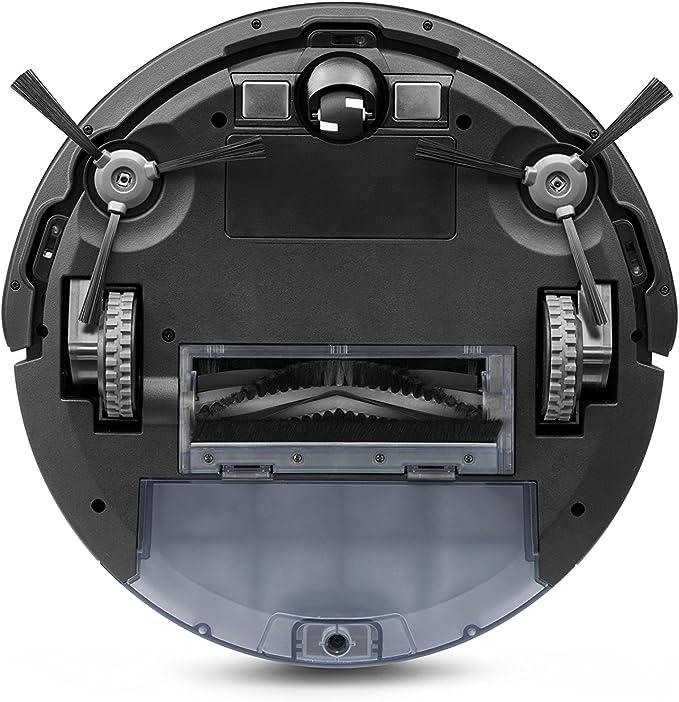 Ecovacs Deebot 600 - Robot Aspirador 4 en 1: barre, aspira, pasa ...