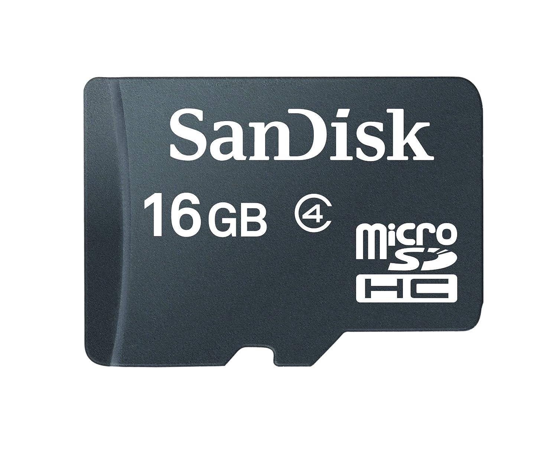 SanDisk SDSDQ G FFP Tarjeta de memoria SDHC de GB Clase