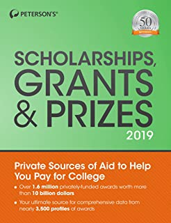 The Ultimate Scholarship Book 2019: Billions of Dollars in