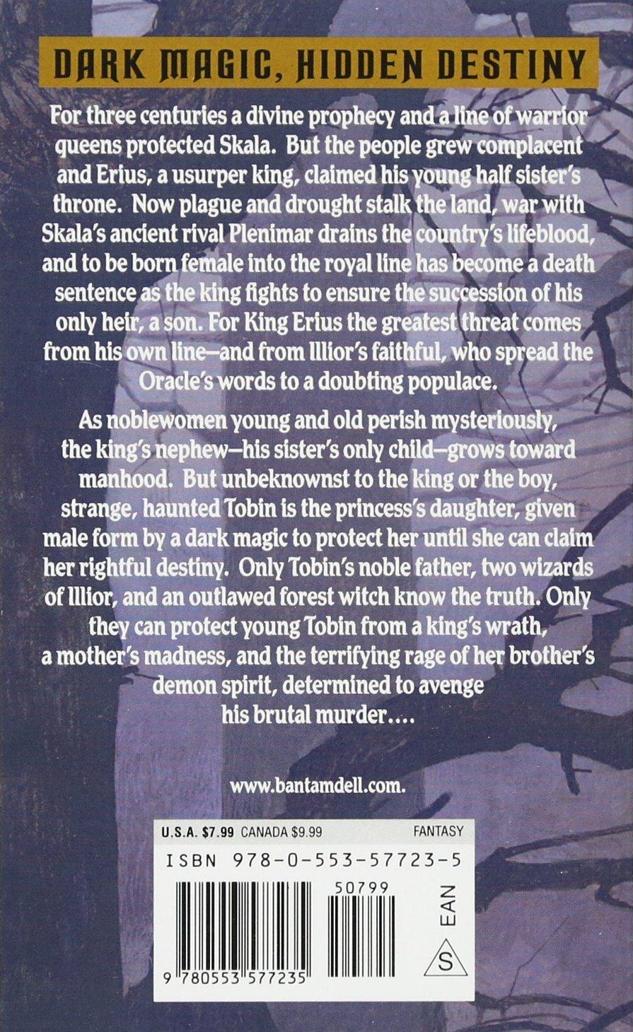 The Bone Doll's Twin (tamir Trilogy, Book 1): Lynn Flewelling, John