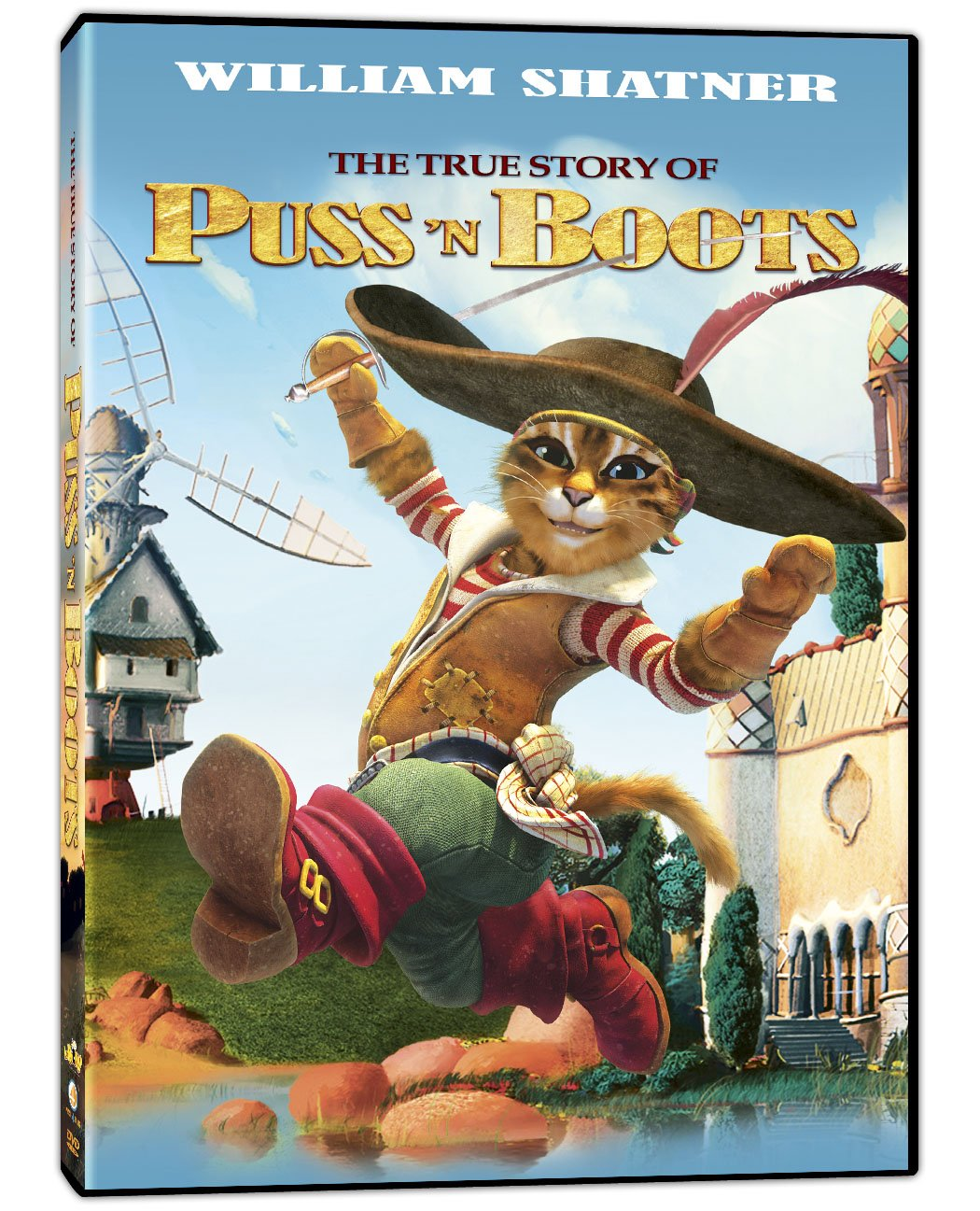 The True Story Of Puss 'N Boots movie review