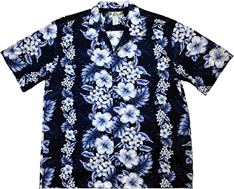 Two Palms Mens Hibiscus Shirt