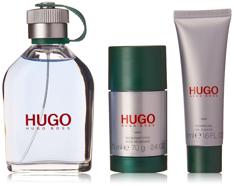 Hugo Boss Hugo EdT 125ml + Deostick 75ml + Shower Gel 50ml 285-61557