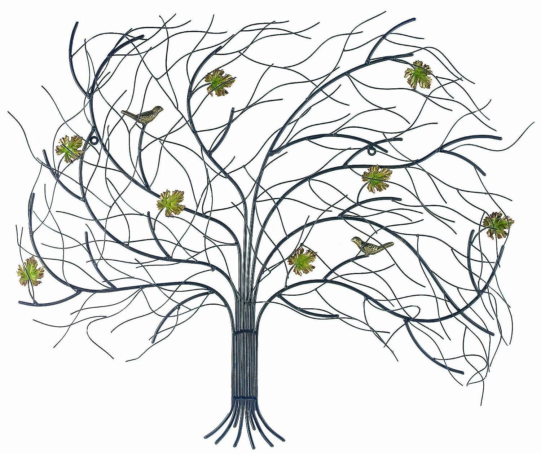 """Gardman 8425 Windswept Tree Wall Art, 29.5"""" Long x 24.5"""" Wide"""
