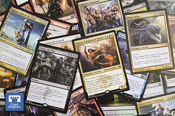 250 Card Lot MTG Magic the Gathering Instant Collection w// 15 RARES//FOILS