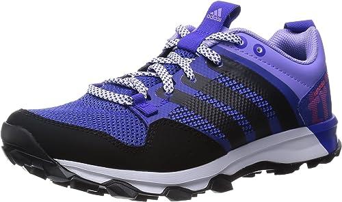 ADIDAS Kanadia 7 Violet Noir: : Chaussures et Sacs
