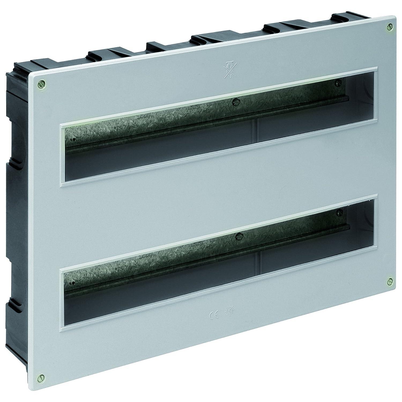 Tableau électrique à encastrer 38 éléments classiques IVORY SOLERA 5206 serie clasica