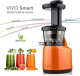 Clase Italia 70430052 Extractor de zumo vivo baja Velocita 43 rpm ...
