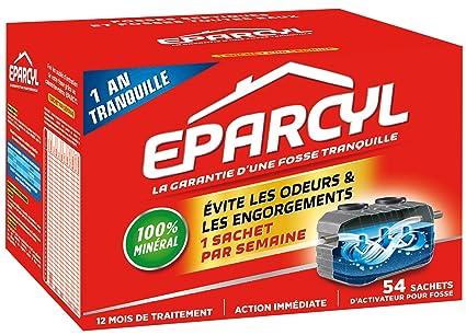 Eparcyl - 30114 - Caja de 54 dosis