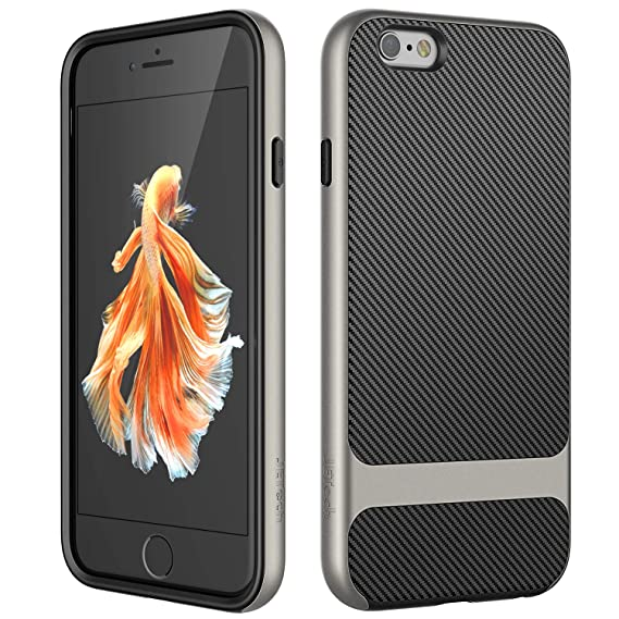 7f9c578d54 Image Unavailable. Image not available for. Color: JETech Case for iPhone 6s  and iPhone 6 ...