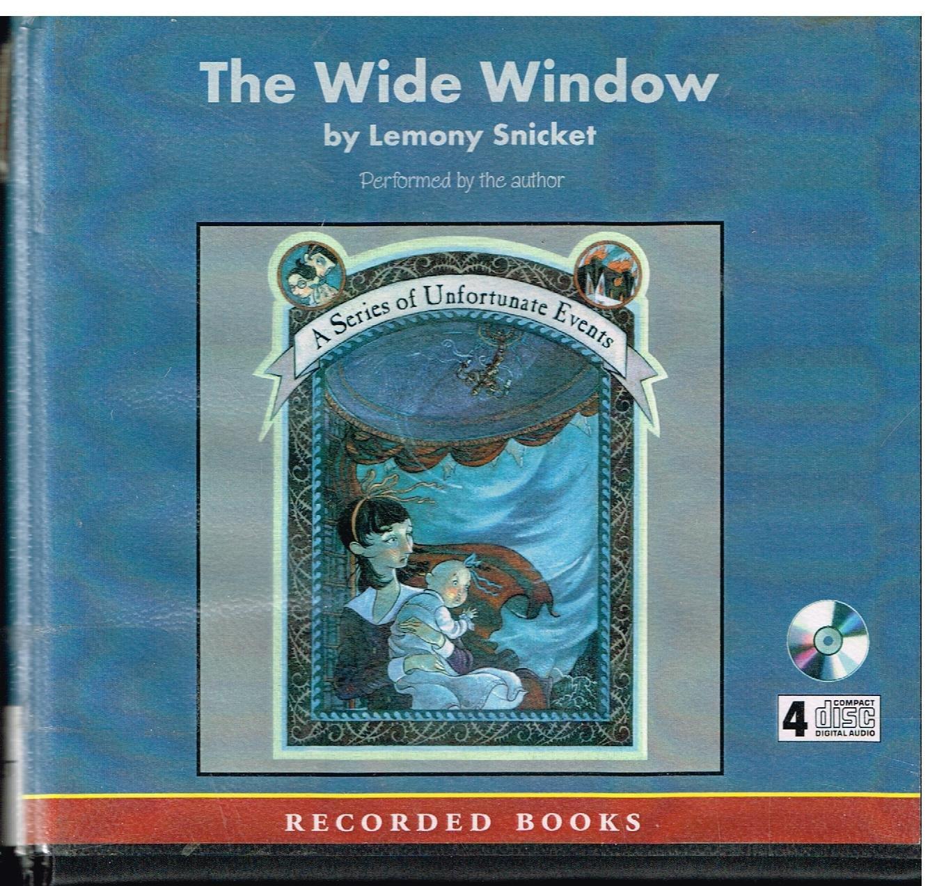 The Wide Window ebook