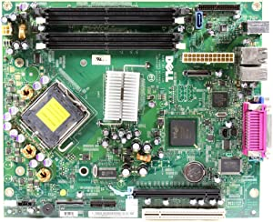 Genuine DELL Intel 945 Express Socket 775 Motherboard For the Optiplex GX620 Small Form Factor (SFF) System Part Numbers: F8101, PY423, KH290