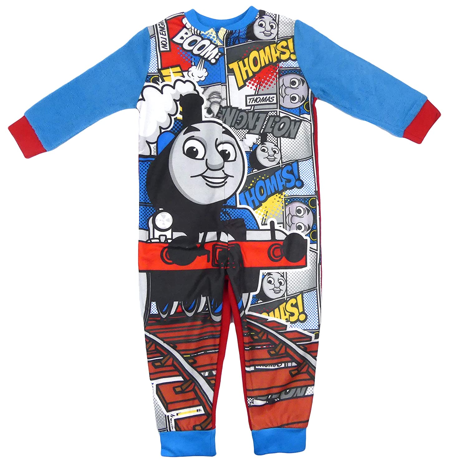 Amazon.com  Boys Toy Story Buzz Woody and Hamm All in One Sleepsuit Pyjama  Sublimated Fleece  Clothing 92f77860c