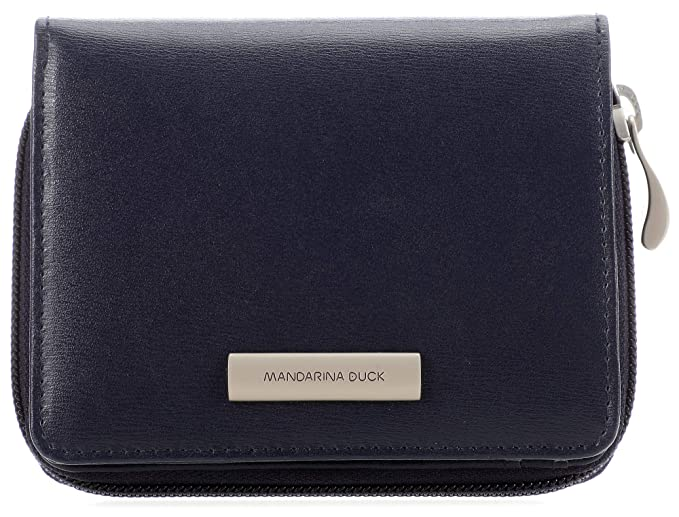 Mandarina Duck Hera 3.0 Monedero azul: Amazon.es: Ropa y ...