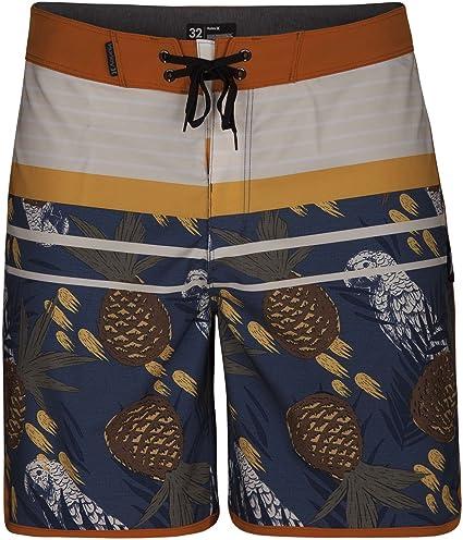 TALLA 32. Hurley M Phantom Back Bay 18' - Pantalones Cortos Hombre