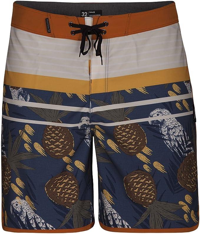 Mar Y Piscina Hurley M Phantom Back Bay 18 Pantalones Cortos Hombre Deportes Y Aire Libre Brandknewmag Com