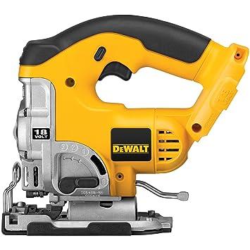 Dewalt bare tool dc330b 18 volt cordless jig saw with keyless dewalt bare tool dc330b 18 volt cordless jig saw with keyless blade change greentooth Choice Image