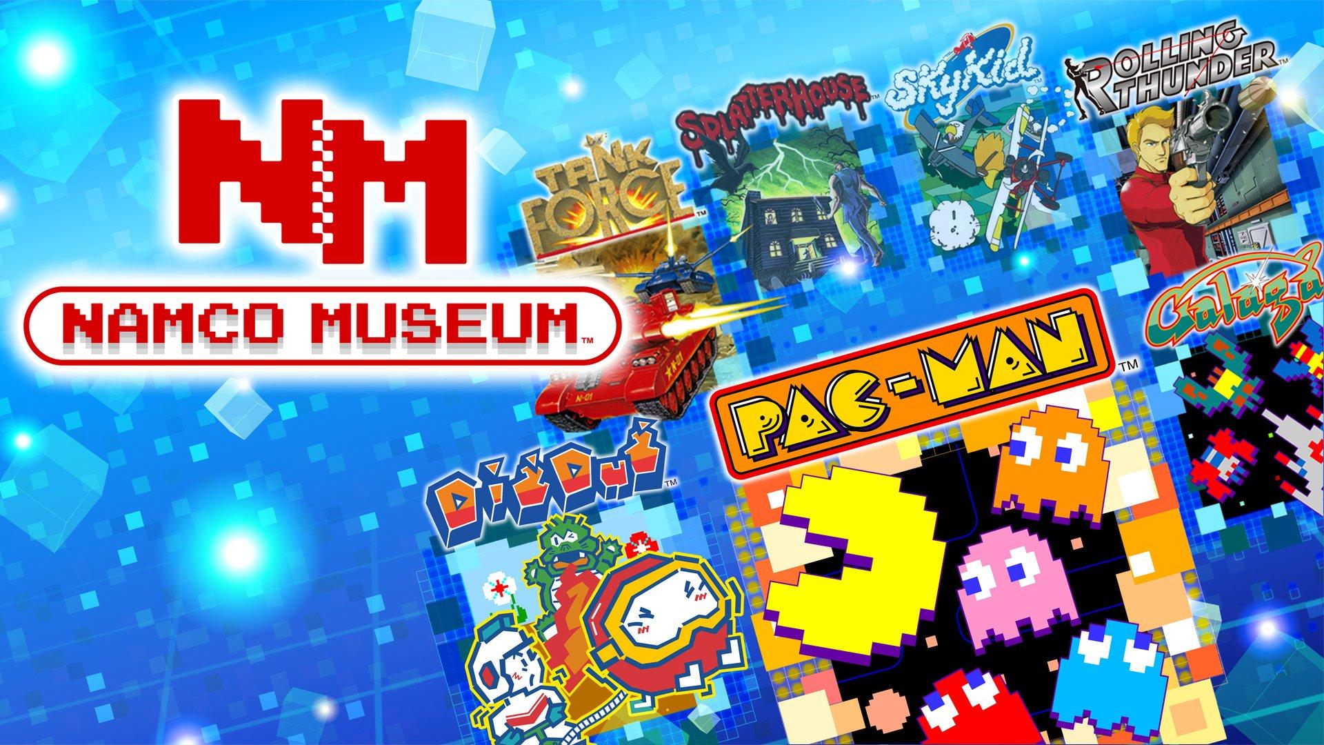 Namco Museum - Nintendo Switch [Digital Code]