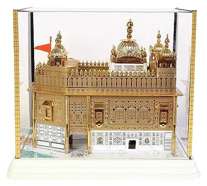 Buy Golden Temple Amritsar Model Multicolor Lights Large 12 In