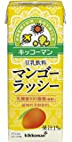 キッコーマン 豆乳飲料 マンゴーラッシー 200ml×18本