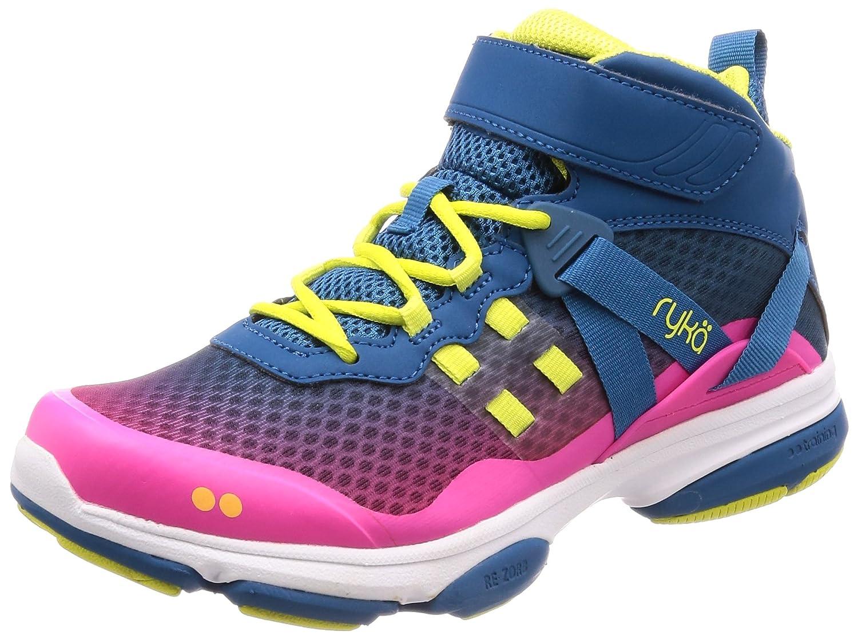 Ryka Women's Devotion Xt Mid Cross Trainer B079ZDXCVP 11 B(M) US|Turquoise Pink