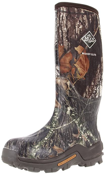 Amazon.com | The Original MuckBoots Adult Woody Elite Hunting Boot ...