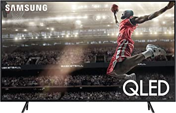 "Smart 4K Ultra High Definition QLED TV SAMSUNG QN43Q60RA 43/"" 3840 X 2160"