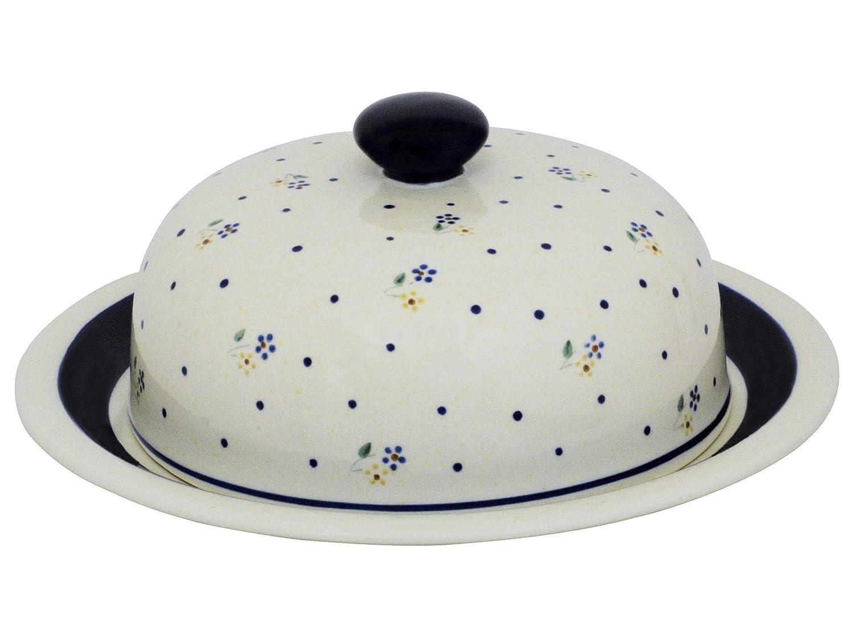 Original hand - 24.7 CM Cheese Dish diameter: 111 Bunzlauer Keramik GU-889/111