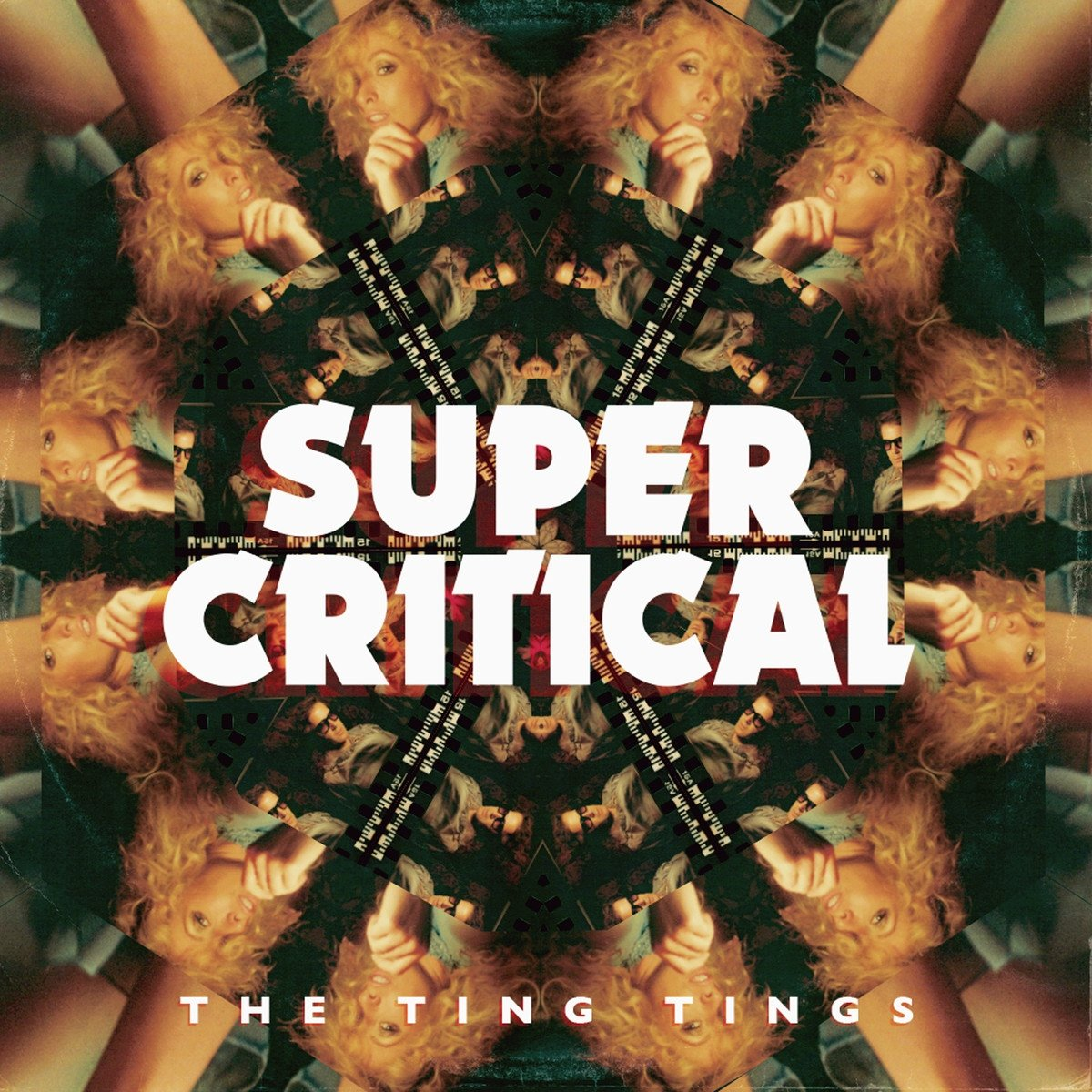 The Ting Tings - Super Critical - Amazon.com Music