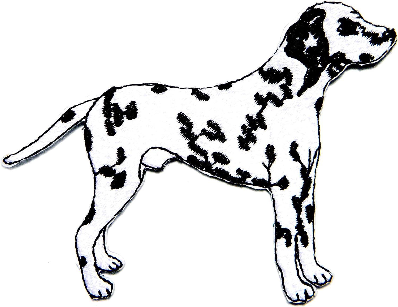 101 Dálmatas Perro Cachorro Logo Chamarra Uniforme Patch Coser ...
