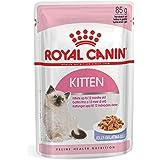 Royal Canin Katzenfutter–Kitten Instinctive Gelee