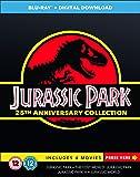 Jurassic Park 25th Anniversary Collection (Amazon Exclusive) [Blu-ray] [2018] [Region Free]