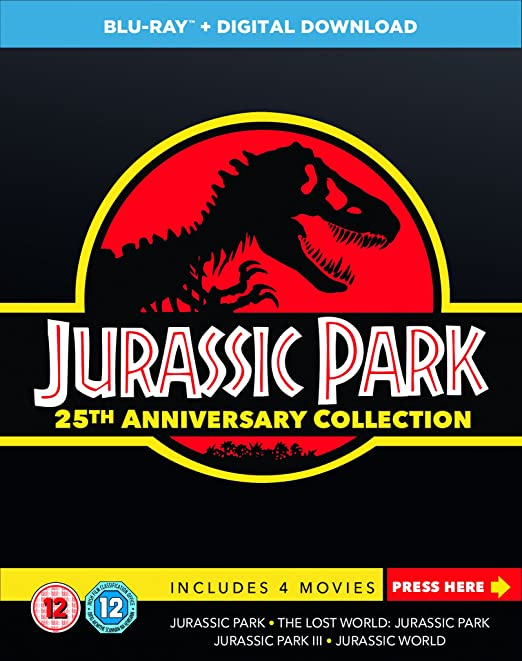 Amazon in: Buy Jurassic Park 25th Anniversary Collection