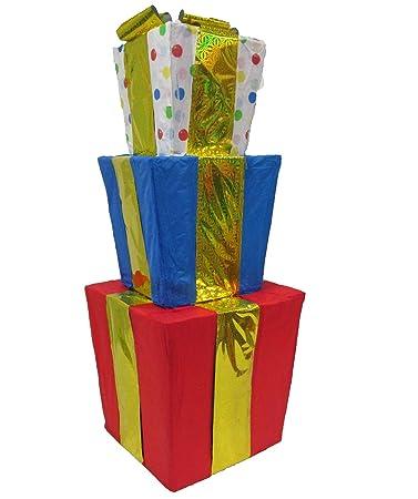 Amazon.com: Pila de Regalos de cumpleaños Piñata Boy: Toys ...
