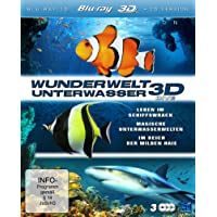 Dive 3D - Wunderwelt Unterwasser [Limited Edition] [Collector's Edition] [Blu-ray 3D]