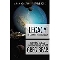 Legacy: A Novel (The Way Book 3)