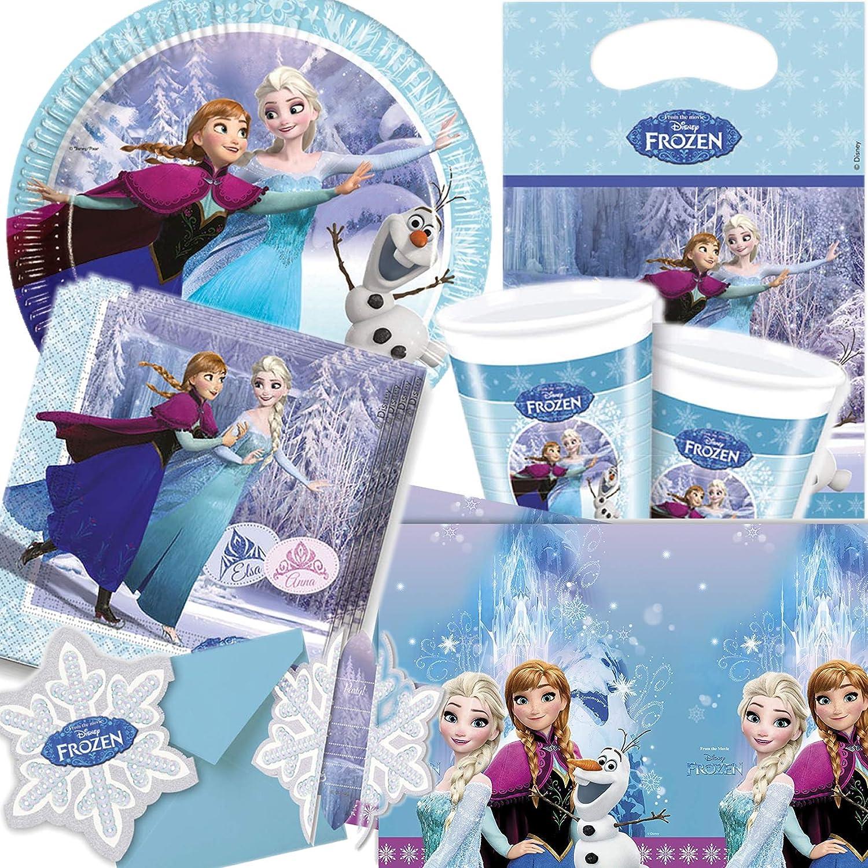 Procos/Dekospass Party Set Frozen Ice Skating - Juego de ...