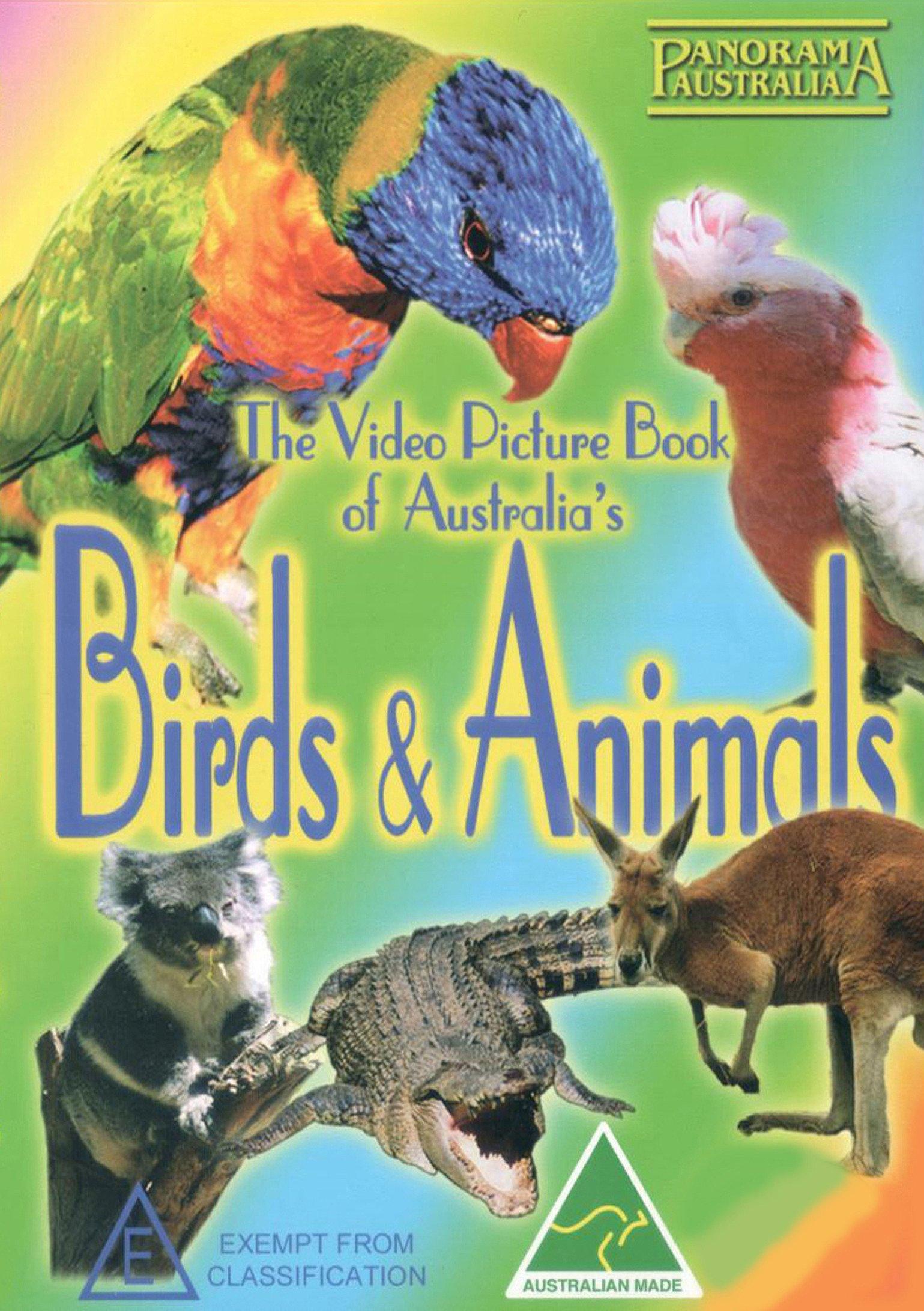 Australia's Birds & Animals
