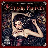 The Gothic Art Of Victoria Frances 2018 Wall Calendar (CA0137)