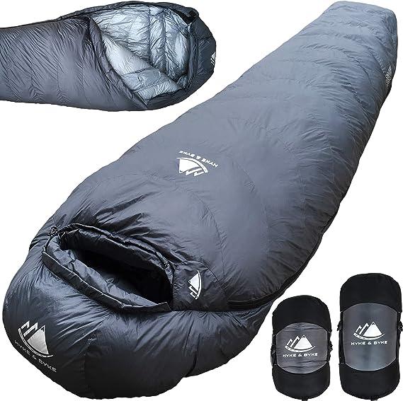 Hyke & Byke Katahdin Hydrophobic Sleeping Bag