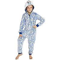 Disney Toy Story 4 Pijamas de Una Pieza Forky Brilla En La Oscuridad, Mono Infantil Entero Super Suave, Pijama Onesie…