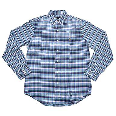 Polo Ralph Lauren Men's Oxford Button-Down Shirt at Amazon Men's ...