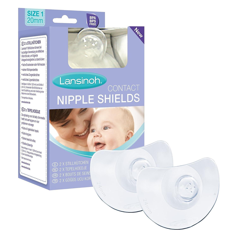 Lansinoh - Pezonera de Contacto, 20 mm / 2 uds 20mm