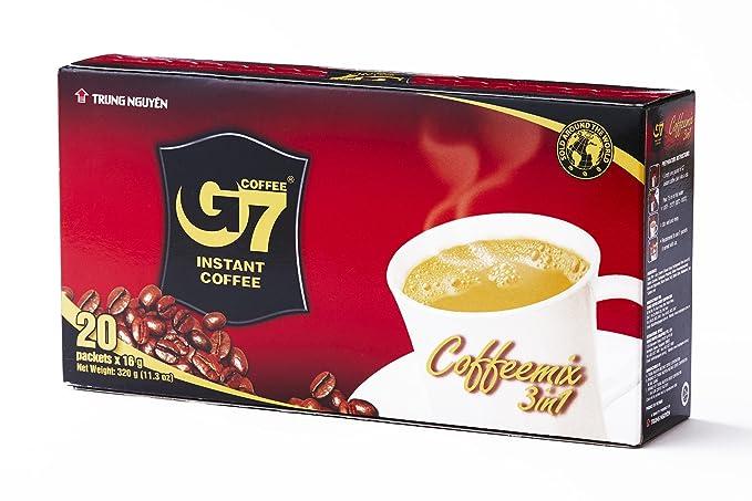 trung nguyen coffee stock