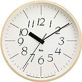 Lemnos RIKI CLOCK RC 電波時計 WR07-10