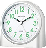 Bentima by Acctim '14707 Sweeper One' Non-Tick Alarm Clock