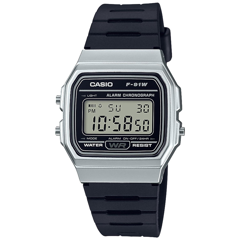 b83106bee64b Casio A158WA-1CR Reloj Digital