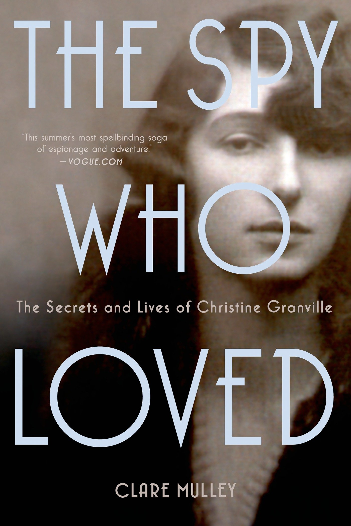 Amazon The Spy Who Loved The Secrets and Lives of Christine