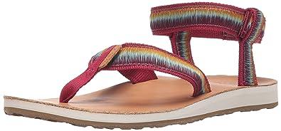 83b6440d9dfd3 Amazon.com | Teva Women's W Original Sandal Ombre Sandal | Sandals